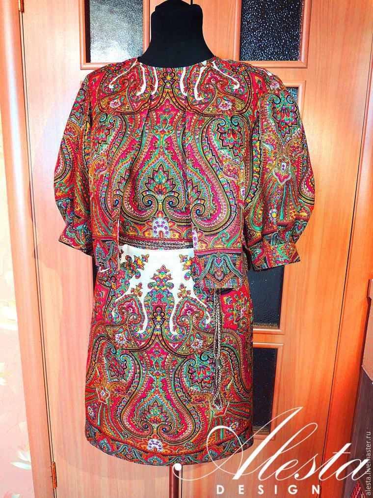 Как шить платья онлайн