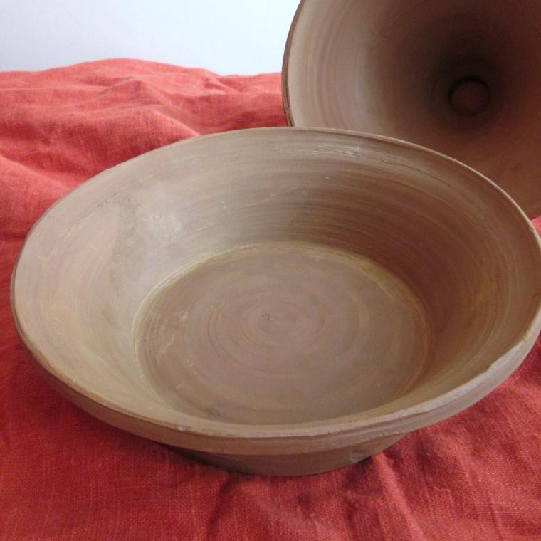 керамика, глиняная посуда, неглазурованная керамика