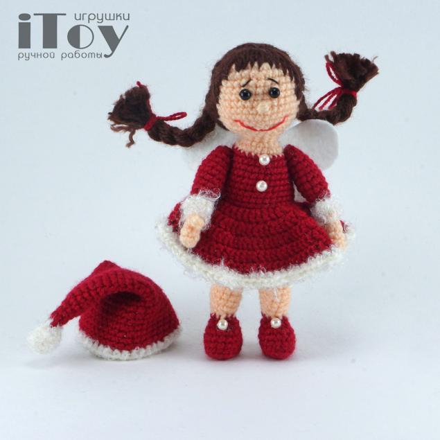 мк, фея кукла, рождественский ангел