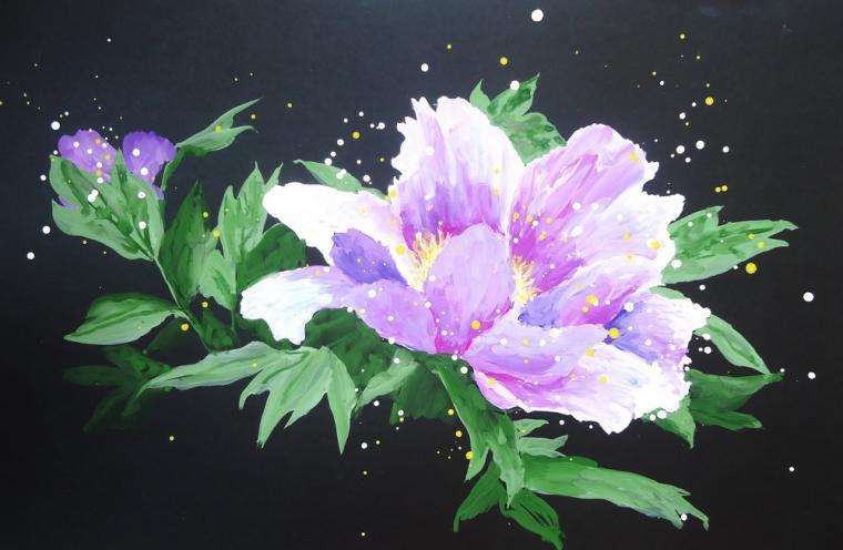 натали котова, живопись, правополушарное рисование, мастер-класс по живописи