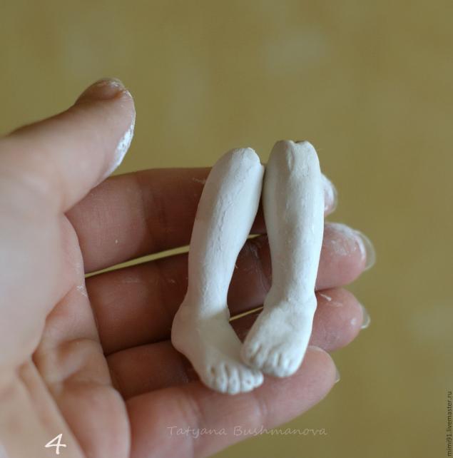 Туловище руки ноги своими руками для куклы