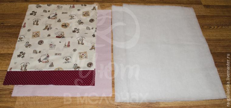 fa5b4f28c81e Шьем чехол для швейной машинки – мастер-класс для начинающих и ...