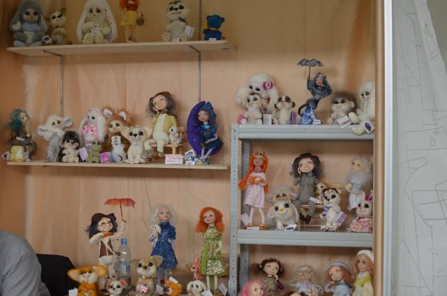 выставка мишек
