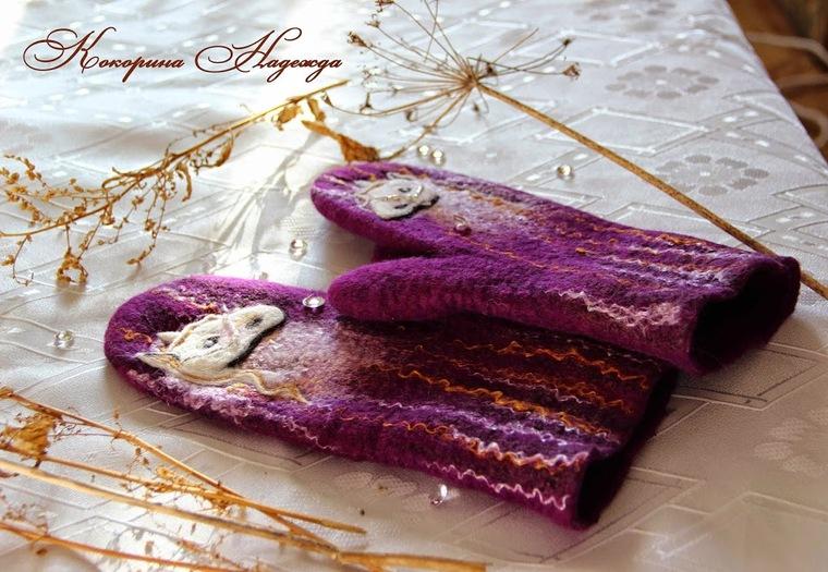 новости магазина, войлочный шарф, теплая одежда