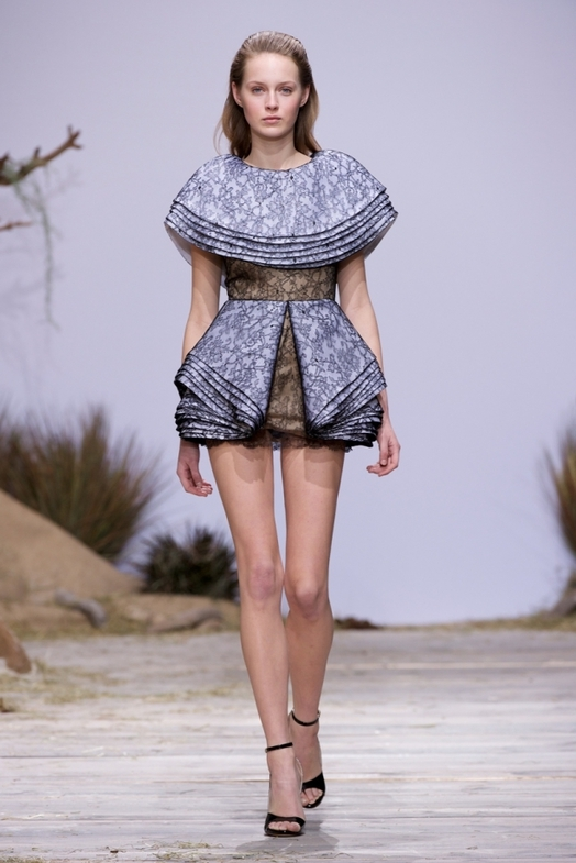 Zuhaitz Haute Couture весна-лето 2014, фото № 5