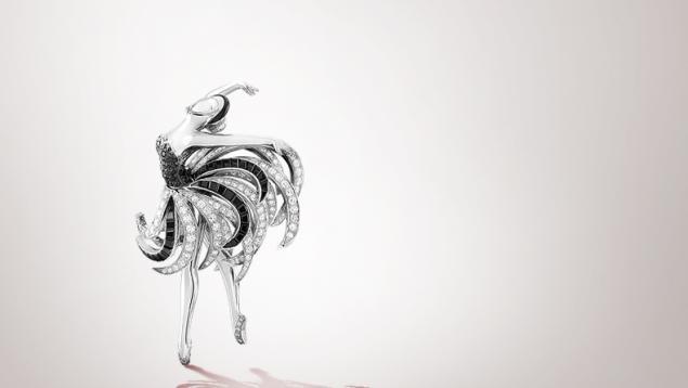 Танец, как источник вдохновения в украшениях Van Cleef & Arpels, фото № 4