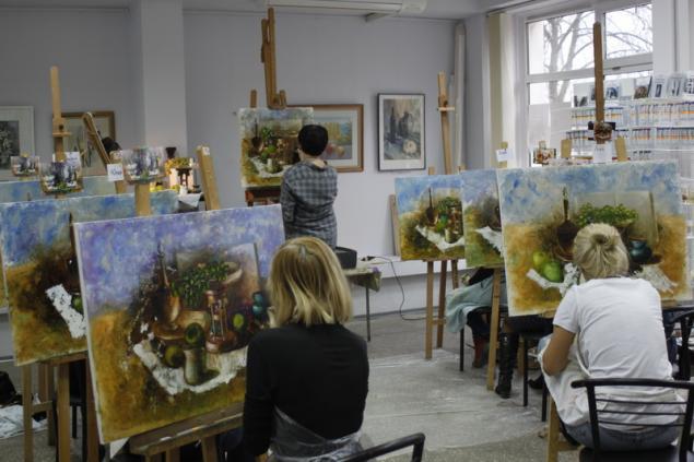 мастер класс москва, обучение живописи, курсы живопись, мастер класс живопись, школа живописи, елена ильичева