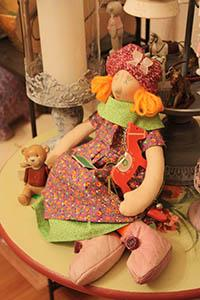 курсы по шитью кукол
