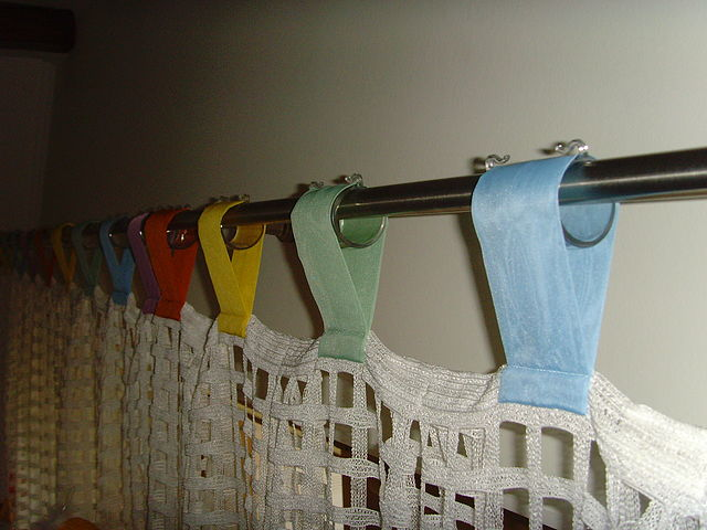 30种装饰窗帘的固定选择创意 - maomao - 我随心动