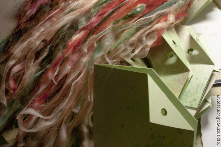 Делаем свадебные кулечки для лепестков, фото № 38
