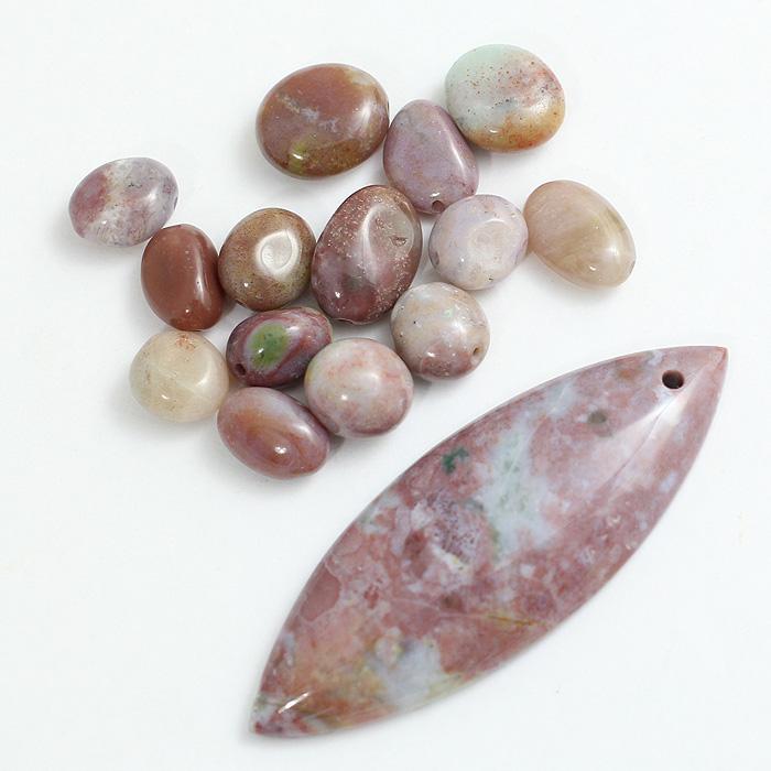 натуральные камни, акция к новому году
