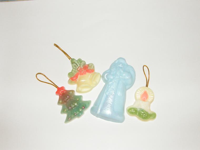 розыгрыш конфетки, новогодний подарок, акция магазина, волшебное лукошко, набор для ванной, украшение для ванной, сувенирное мыло, новогодние игрушки, подарок к новому году