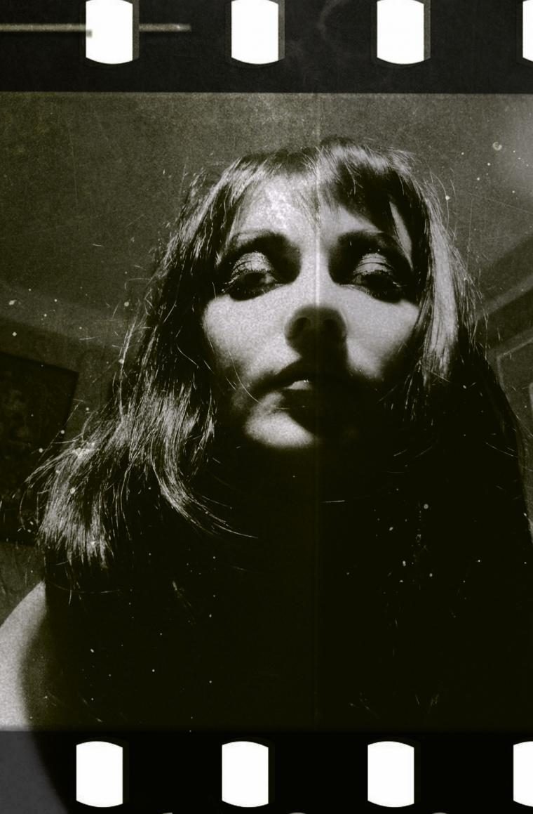 энди уорхол фото, художница портрет