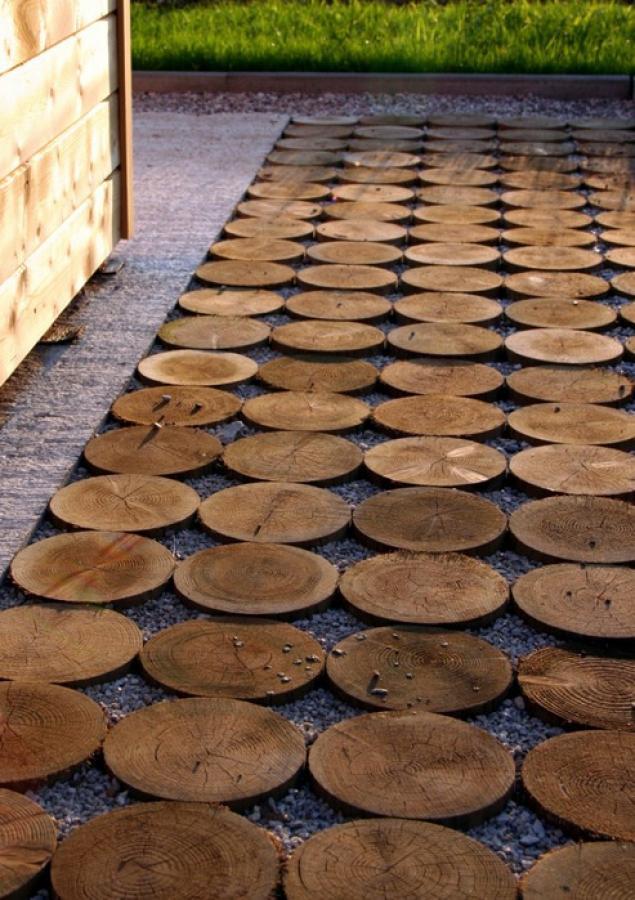 Укладка тротуарной плитки для отмостки своими руками