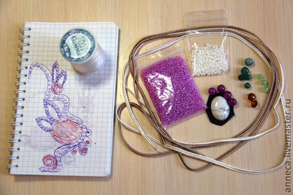 Техника сутажной вышивки