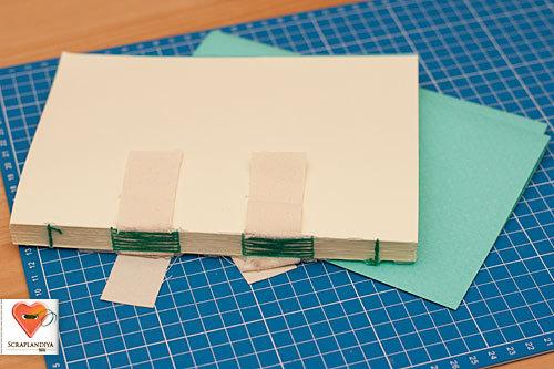 Поделки из бумаги как сделать блокнот
