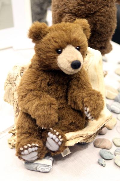 Выставка Euro Teddy в Эссене (с фото 1 часть), фото № 1