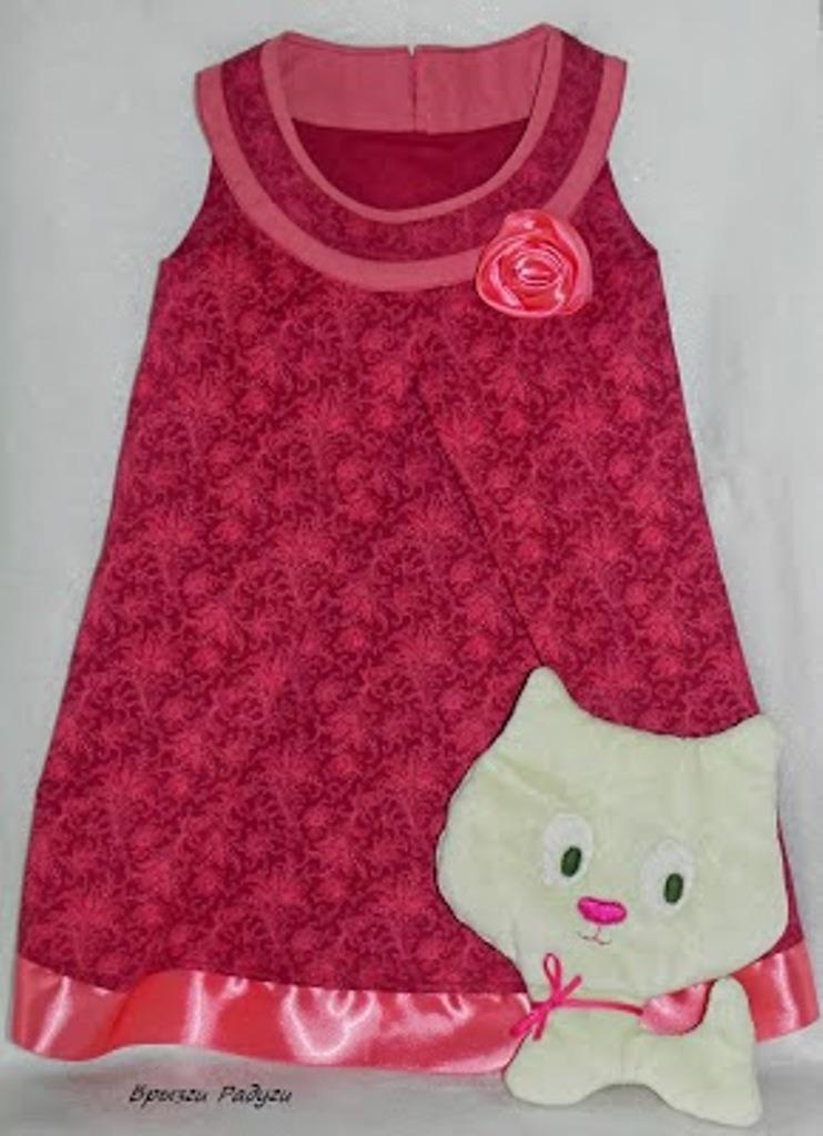 pdf, выкройка, детская одежда