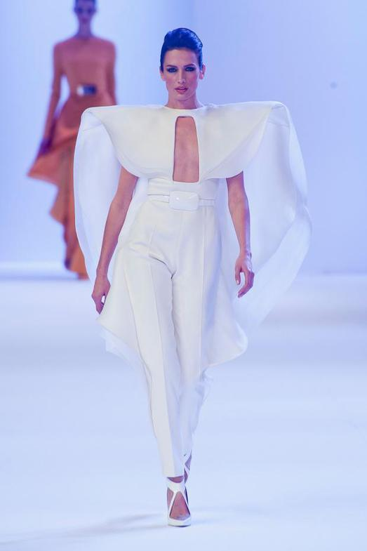 Stephane Rolland Haute Couture весна-лето 2014, фото № 1