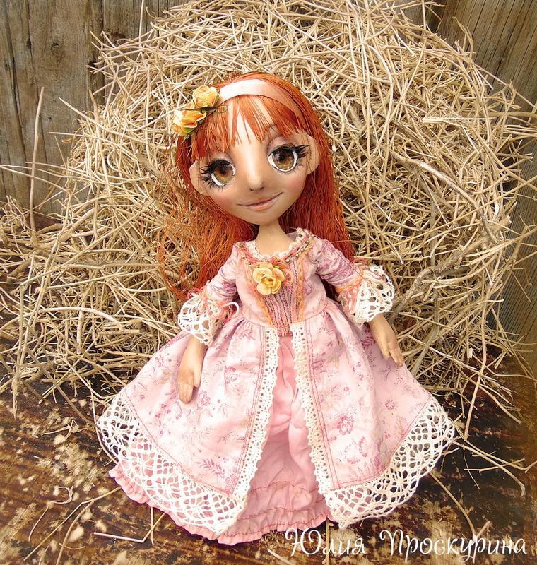 куколка принцесса