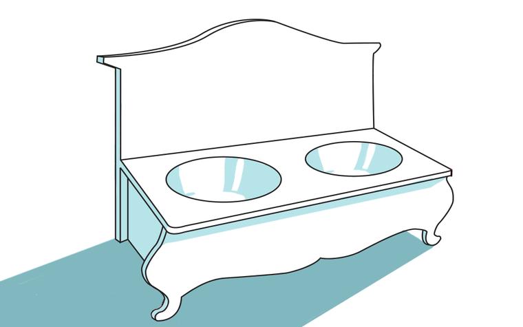 мебель для кошек, дизайнерские миски