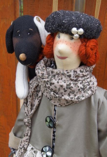 Курс «Кукла в стиле Тильда. Игрушки с душой и для души», фото № 7