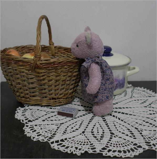 мишка ручной работы, конкурс коллекций, дашенька, конфетка, розыгрыш конфетки