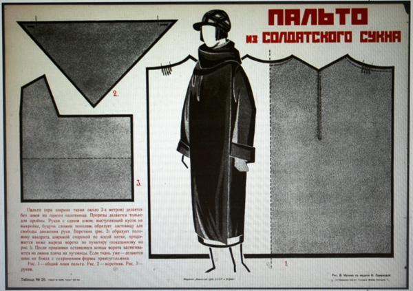 Вера Мухина. Мода для женщины новой эпохи, фото № 13