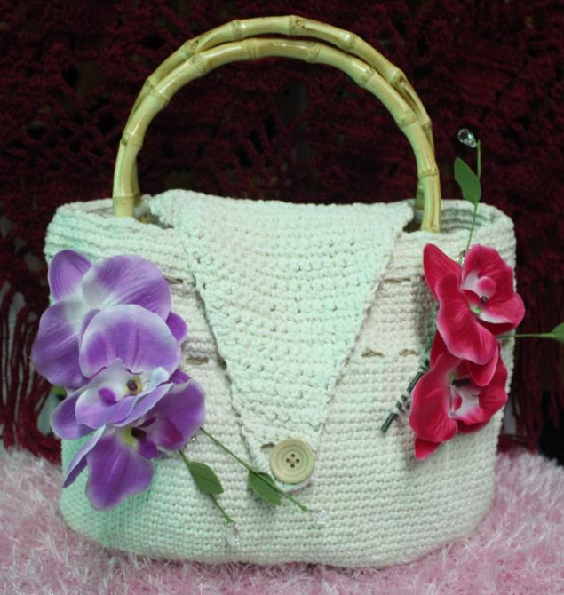 аукцион, аукцион на сумку, сумка ручной работы, сумка женская