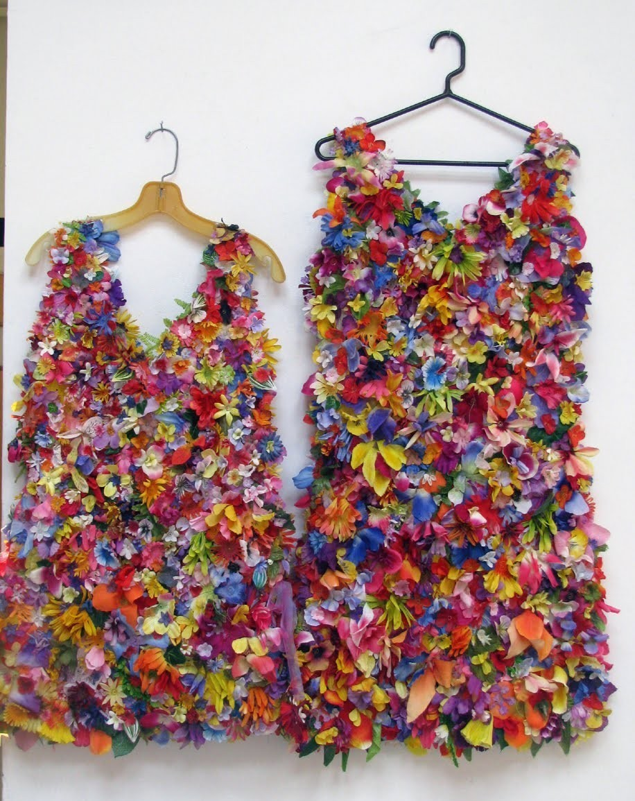 Платье на конкурс своими руками фото