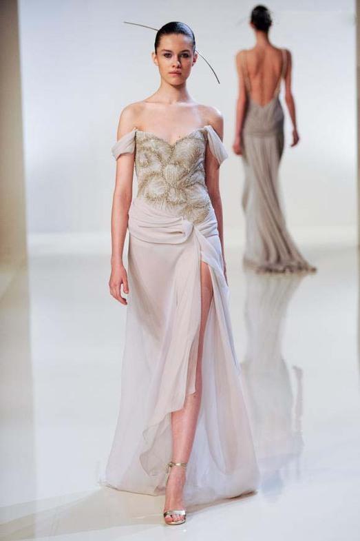 Dilek Hanif Haute Couture весна-лето 2014, фото № 19