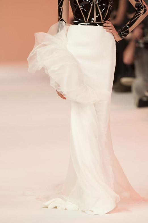Stephane Rolland Haute Couture весна-лето 2014, фото № 123
