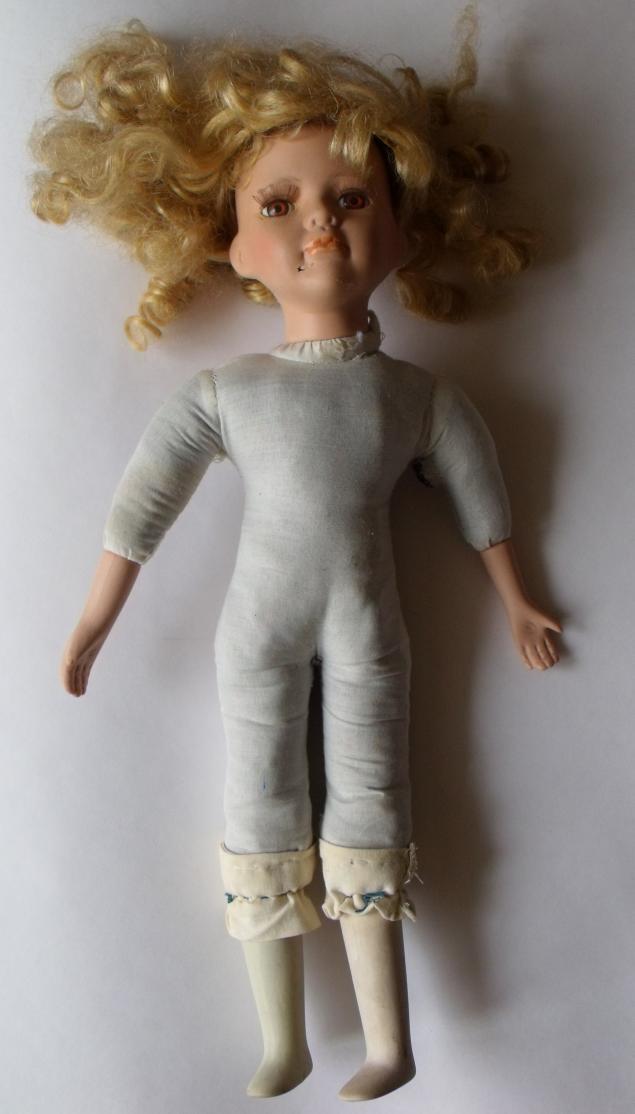 Мк кукла марионетка куклы реборн в