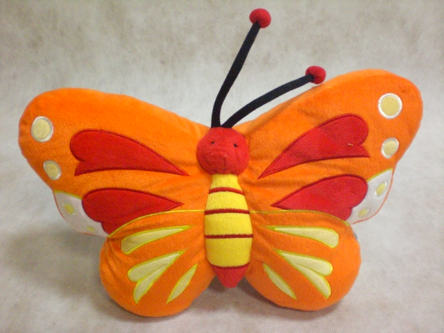 Бабочки как элемент дизайна интерьера, фото № 25