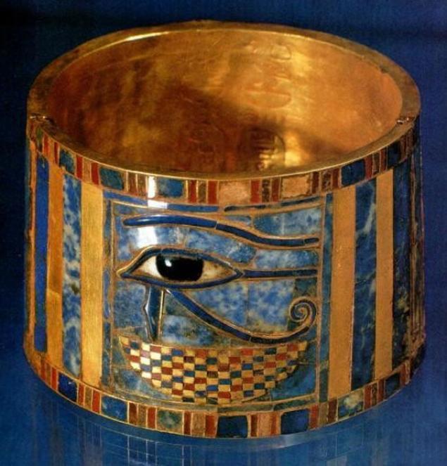 О египетском стиле в украшениях