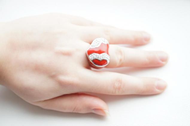 аукцион, аукцион на кольцо, сердце