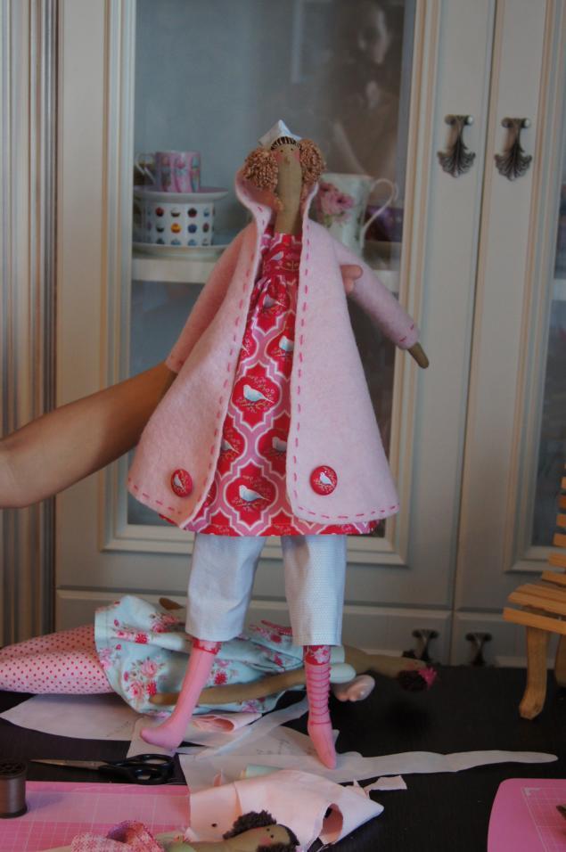 Кукла тильда мастер класс подробный 166
