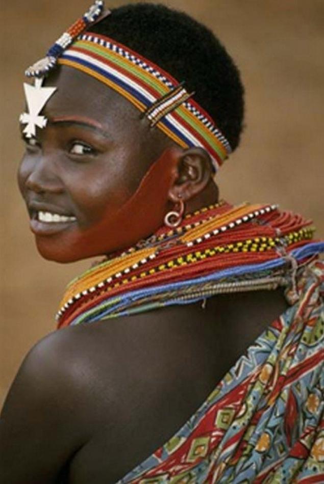 Боллбастинг видео с африканками