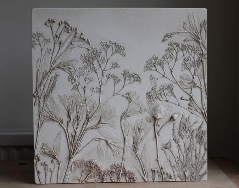 Дерево из гипса сделать своими руками на стену фото 415