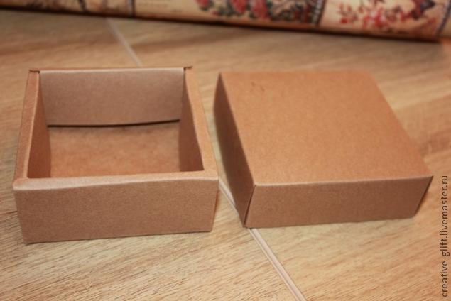 Как из обычной коробочки сделать