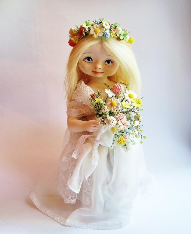 кукла, кукла девочка, радость