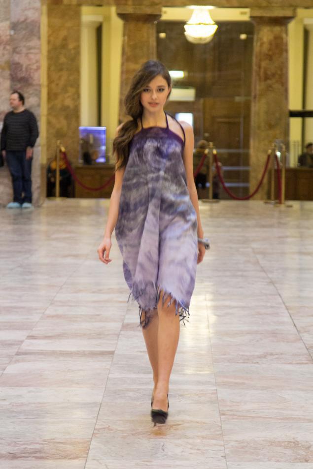 коллекция, платье