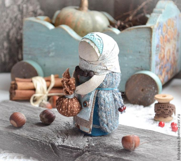 "Кукла-оберег ""Подорожница"" - Ярмарка Мастеров - ручная работа, handmade"