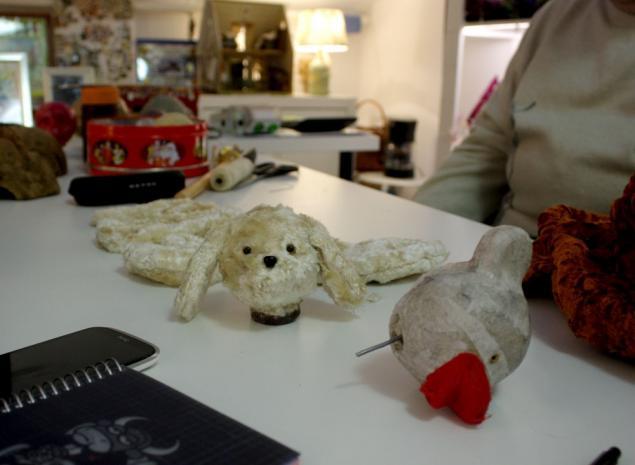 Прошел семинар Сергея Романова по мягко-набивной игрушке, фото № 2