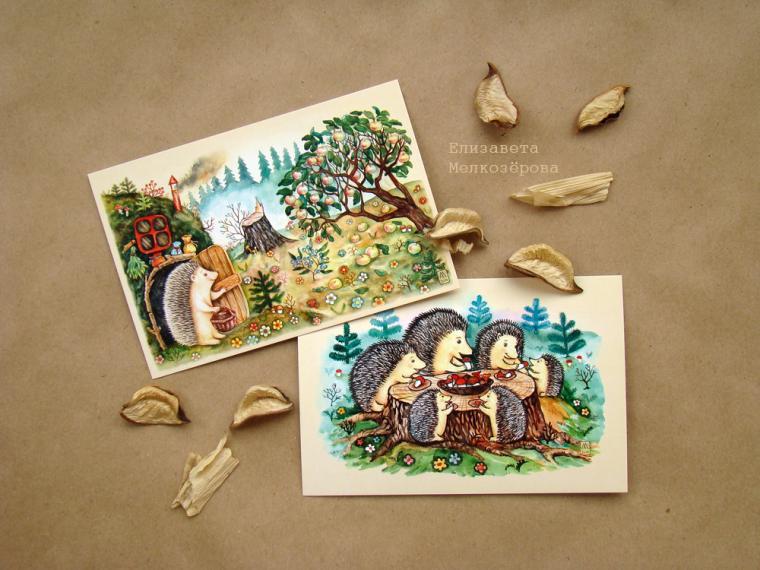 открытки, подарок девочке