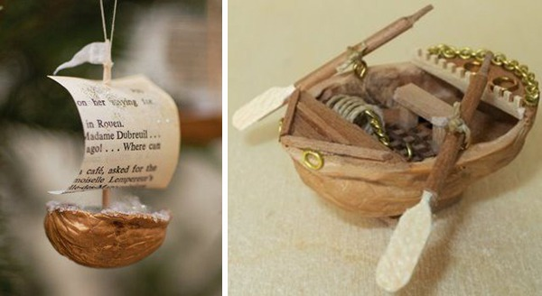 Cracking Nuts: Walnut Shells as a Material for Your Craft, фото № 33