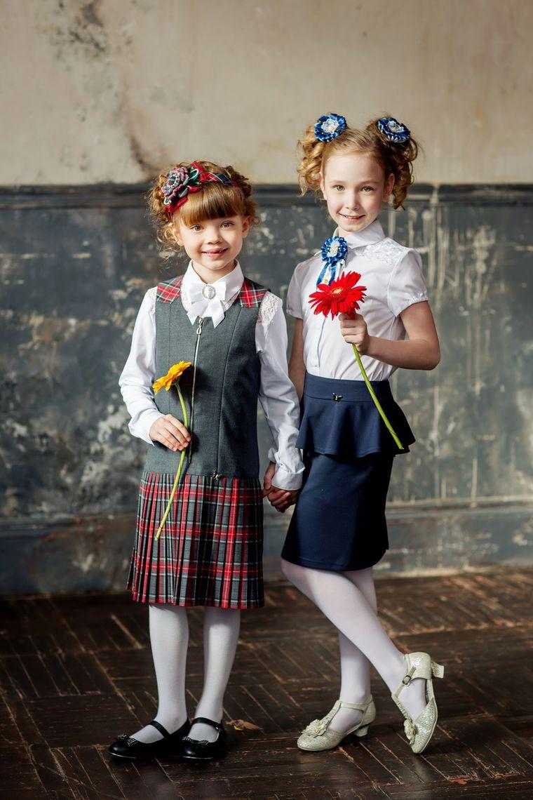 одежда для девочки, нарядная блузка
