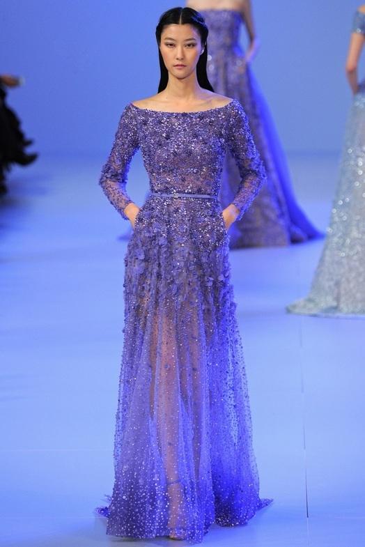 Elie Saab Haute Couture Весна-Лето 2014, фото № 34