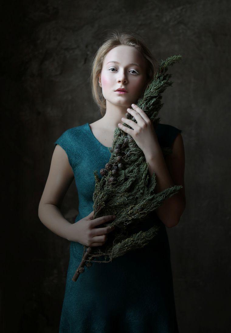 """Алена Селезнева. Коллекция """"Сонная лощина"""""""