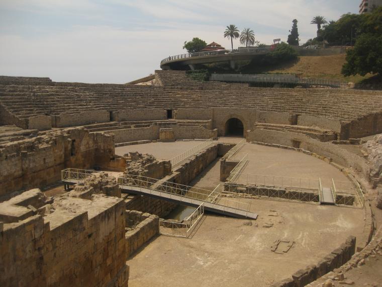 римский город